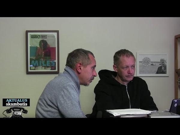 PO'AKTUALUS SKAMBUTIS: apie L. Kukuraičio atsakymus ir kt. • 2018 12 12