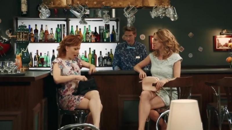 Анекдоты Спор двух дур в баре
