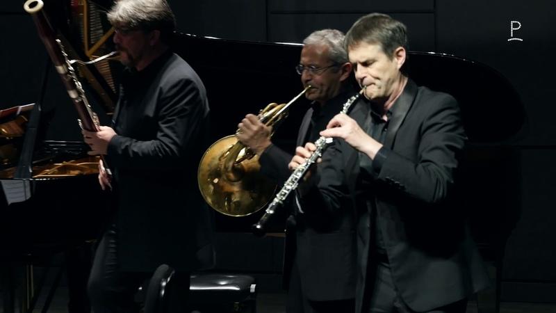 2017 Perigee Hall Moraguès Woodwind Quintet - Roost