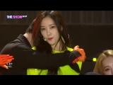 PERF 180925 Hyomin - MANGO - SBS MTV The Show Peace Concert