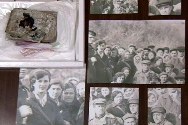 От героев былых времён Не осталось порой имён... «Последняя в жизни фотография»: В окопе 1941 года в Ростовской области нашли фотоаппарат с уцелевшей пленкой. Недавно поисковики объединения