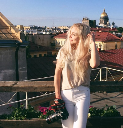 Виктория Московкина