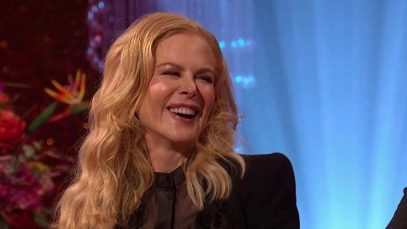 Series 24 Episode 8 - Nicole Kidman, Joe Lycett, Stephen Fry, Ruth Wilson, Geraint Thomas and Take That.