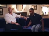 Jamie Foxx Interviews Dwayne Johnson