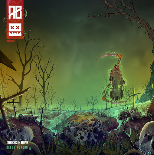 Agressor Bunx альбом Death Meadow EP