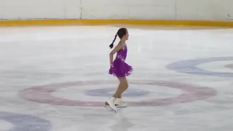 Анастасия Шаботова, КП (1 сп.), Открытое первенство Москвича 2017