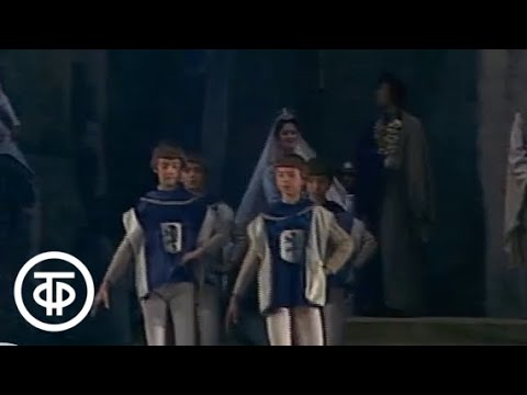 А Глазунов Раймонда И Колпакова С Бережной Raymonda Mariinsky theatre 1980