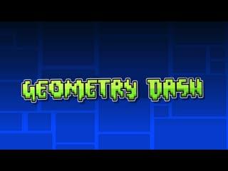 Geometry Dash (Chronos, Toxic Sewers, FingerDash V2.). №3.