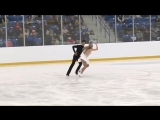 Kaitlyn WEAVER Andrew POJE - FD - Autumn Classic International 2018