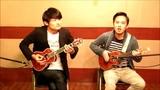 Mark Ronson ft. Bruno Mars - Uptown Funk (ukulele live cover)