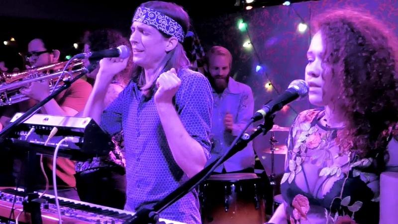 The Human Circuit at Cheer Up Charlies Wild Austin music