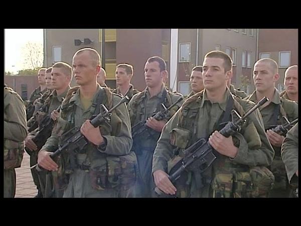 Opleiding Special Forces Koninklijke Landmacht Deel 1