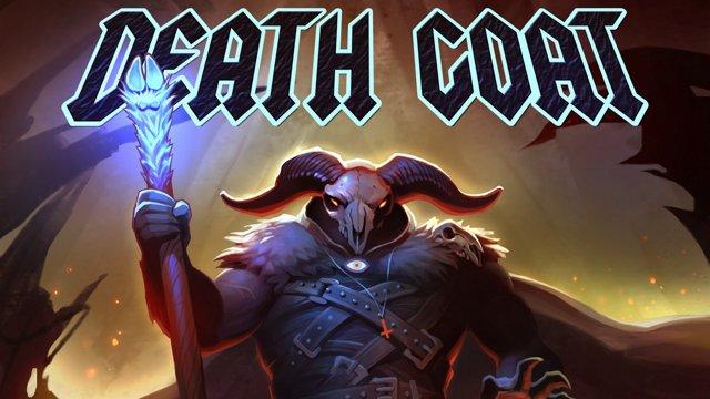 Death Goat (отбиваем волны нежити под хард рок)