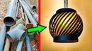 BISNIS Lampu Hias hanya dari PIPA AIR (Lampion penghasil uang)