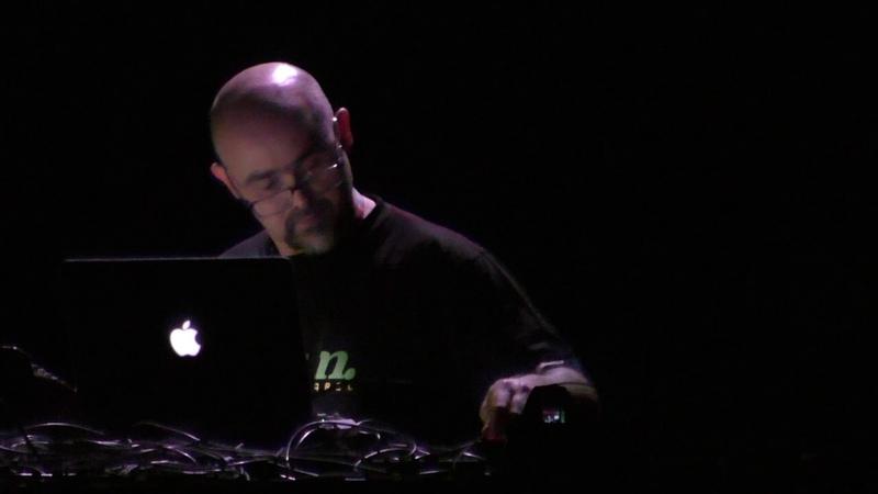 Mick Harris / Fret Live set / Avant art festval [part 1]