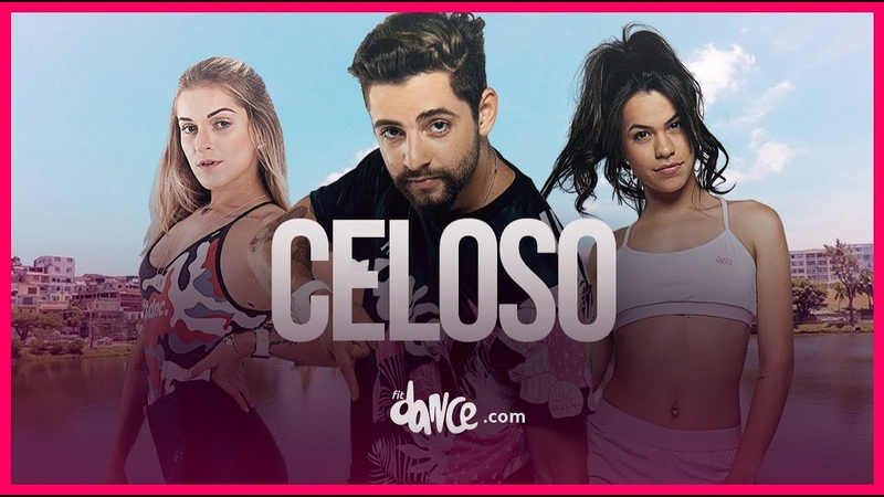 Celoso Lele Pons FitDance TV Coreografia Dance Video