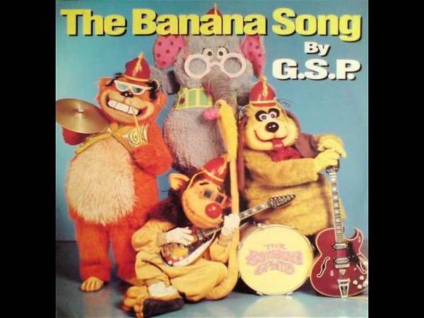 G.S.P. - Banana Song (Tec Mix) - 1992