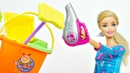 Barbie tutti gli episodi in italiano. Video con i giocattoli per bambini