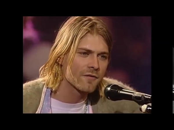 Nirvana Unplugged Unedited HQ Video Extras