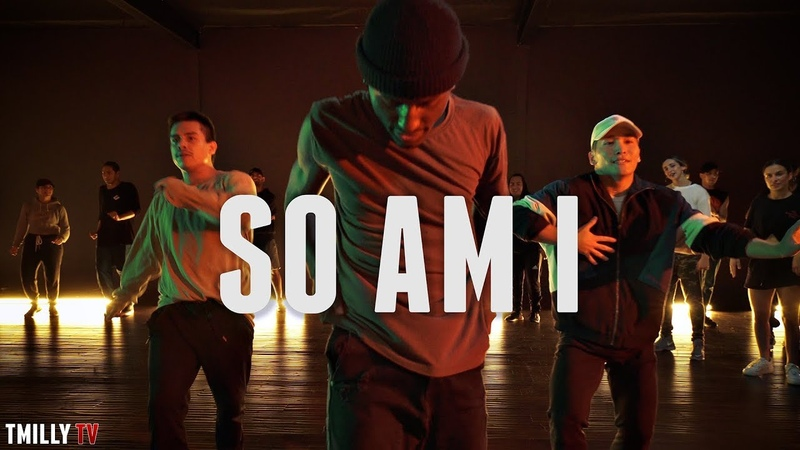 Ty Dolla $ign - So Am I - Dance Choreography by Andye J - TMillyTV