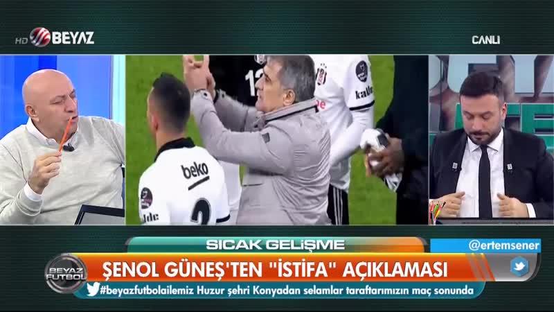 Ahmet Çakar Beşiktaş taraftarı nankör bir taraftardır