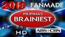 2018 ABS CBN Shows Wishlist Pilipinas Brainiest FANMADE Trailer