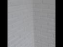 Отделка балкона Венецианский кирпич