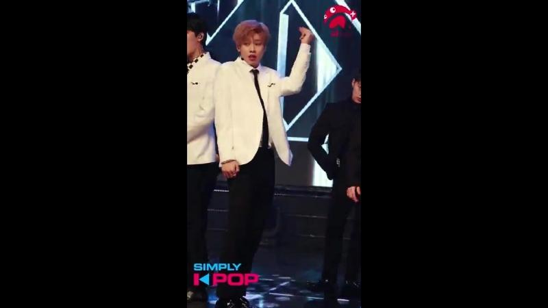 Fancam Kim Dong Hyun MXM CHECKMATE Simply K Pop
