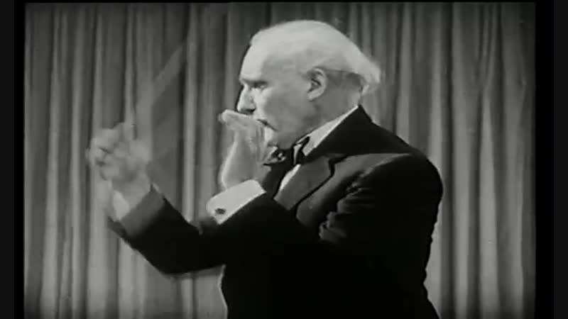 The Internationale conducted by Arturo Toscanini-BANNED by U.S. censors