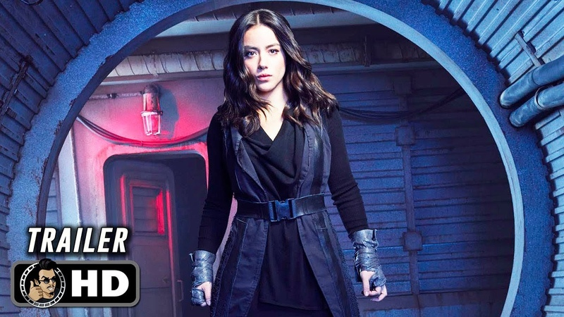 MARVELS AGENTS OF S.H.I.E.L.D. Season 6 Official Trailer (HD) Chloe Bennet Superhero Series