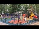 Детская площадка на ул. Девичье поле, 15