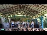 Танец от кружка хореографии ! 1-2 отряды