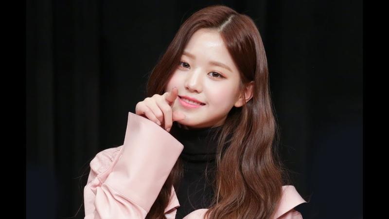 [FANCAM] 181118 부산 팬싸인회 LA VIE EN ROSE 장원영 직캠