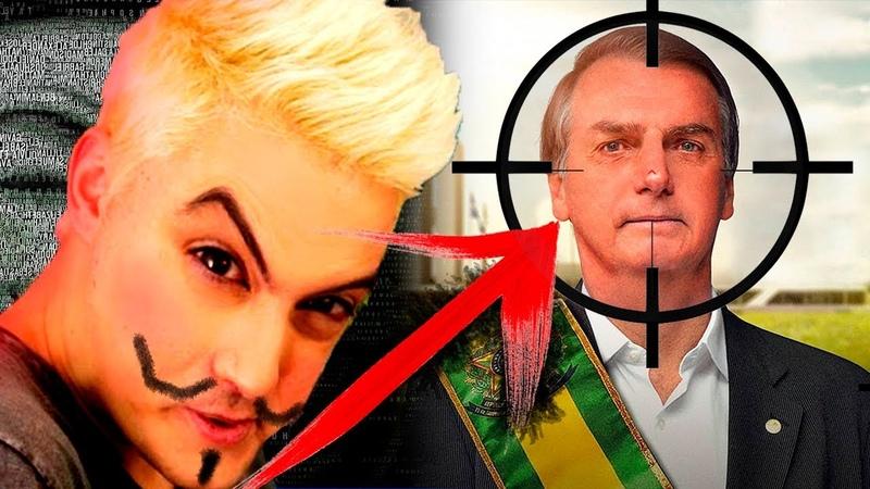 EXCLUSIVO: M0RTE DE BOLSONARO no dia 1º COnTV Breakmen: Neagle DETONA Rabicó E+