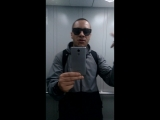 Under в лифте)