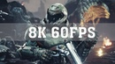 DOOM 8K PC Gameplay 8K 60FPS No. 1 RTX Titan SLI Doom Nightmare Ultra Settings ThirtyIR
