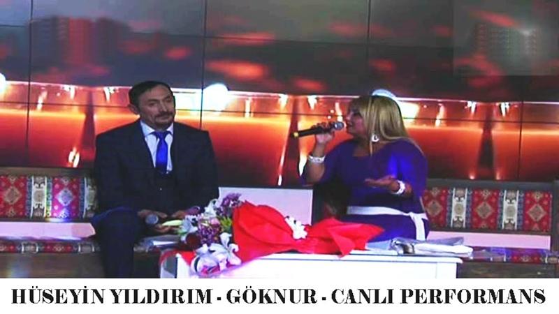 Hüseyin Yıldırım - Ft - Göknur - Gelin - Bağlandı Yollarım - Türkülerimiz Canlı Tv Kaydı