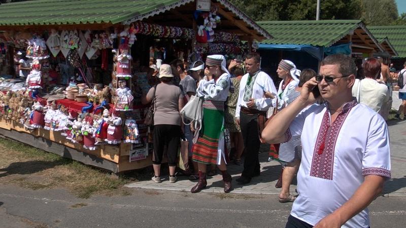 На Полтавщині урочисто відкрили 20-й ювілейний Сорочинський ярмарок