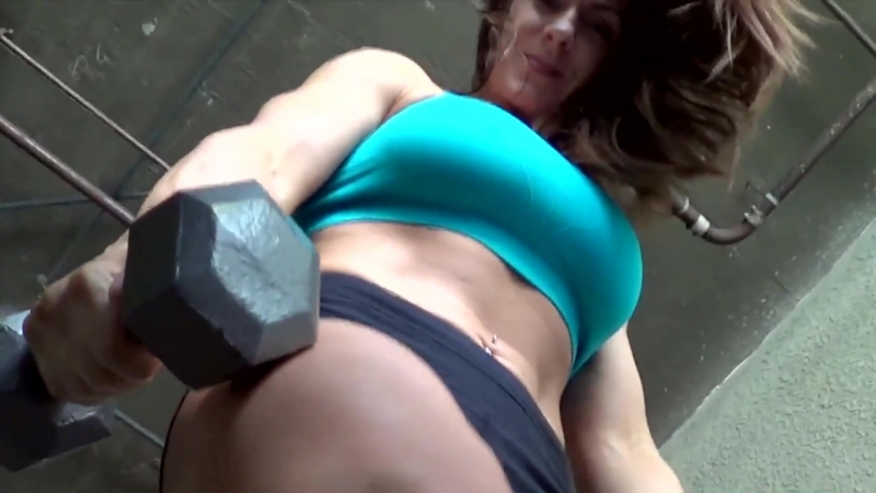 Giantess MU Gym POV