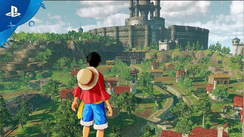 ONE PIECE WORLD SEEKER - Release Date Trailer ¦ PS4, X1, PC