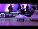 Vladislav Palagniuk - Valeriya Menyaylo, Viennese Waltz - European Championship Youth Standard