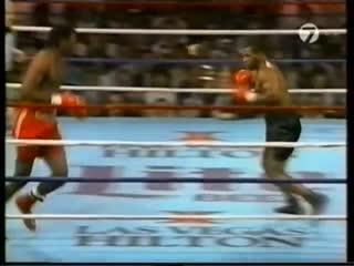Майк Тайсон Лучшие бои.История профессионального бокса