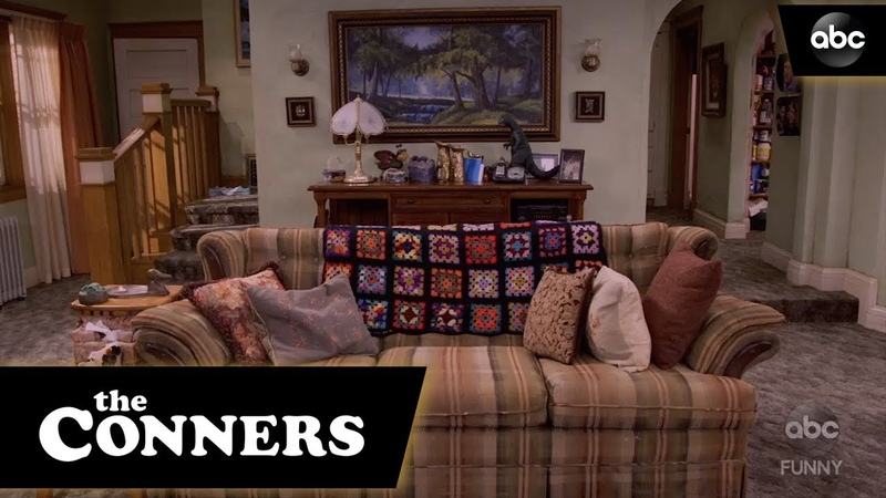 The Conners Premieres TUESDAY Oct 16 8 7c
