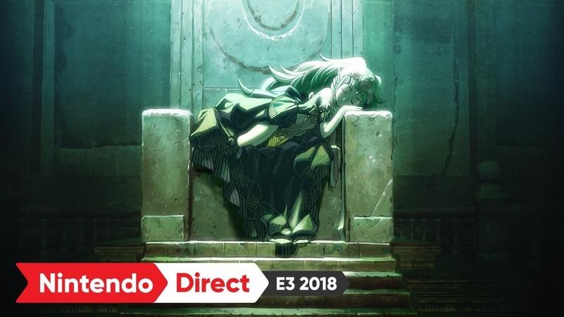 ファイアーエムブレム 風花雪月(ふうかせつげつ) E3 2018 出展映像