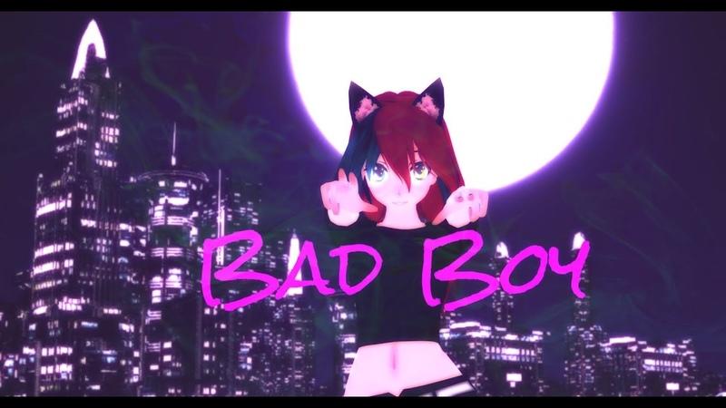 【MMD】☆° ☾ ° Bad Boy ° ☾ °☆