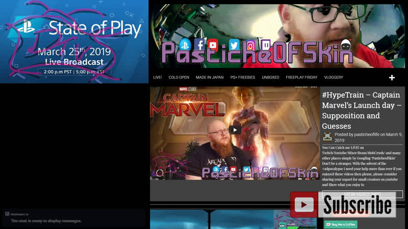 PasticheOfSkin Plays Games Live! Genesis MOBA BETA