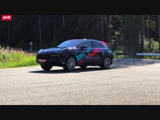 Porsche Cayenne Turbo — комментарий к тесту Уруса