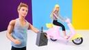 Ken sorprende a Barbie en su cumpleaños Vídeos para niñas