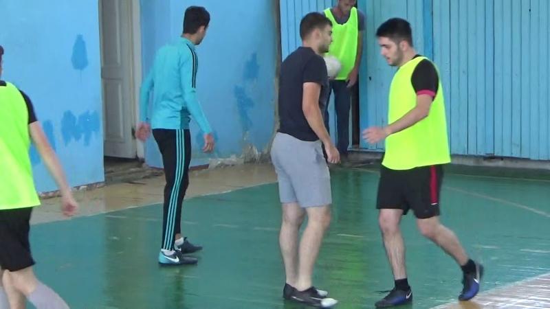 Лига Нартов 2018/2019. 2 тур. Шахтёр - Бока. 1 тайм.