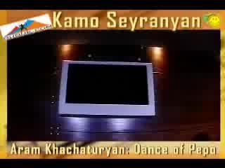 Kamo_Seyranyan_Song_of_Pepo_by__Aram_Khachaturyan_Duduk.com
